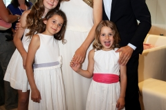 Pedro de la Rosa + Family