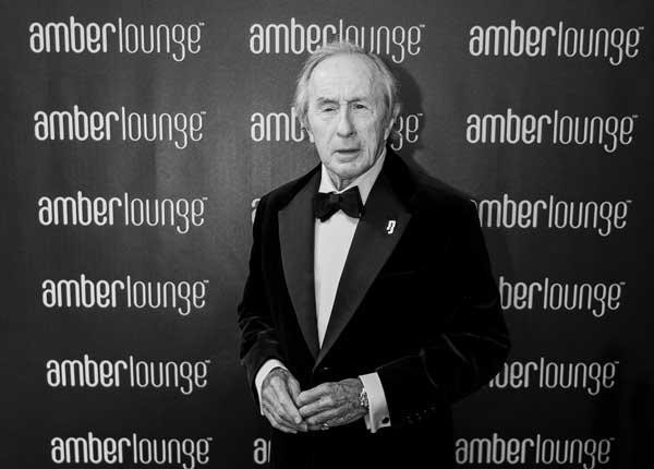 Sir Jackie Stewart Amber Lounge