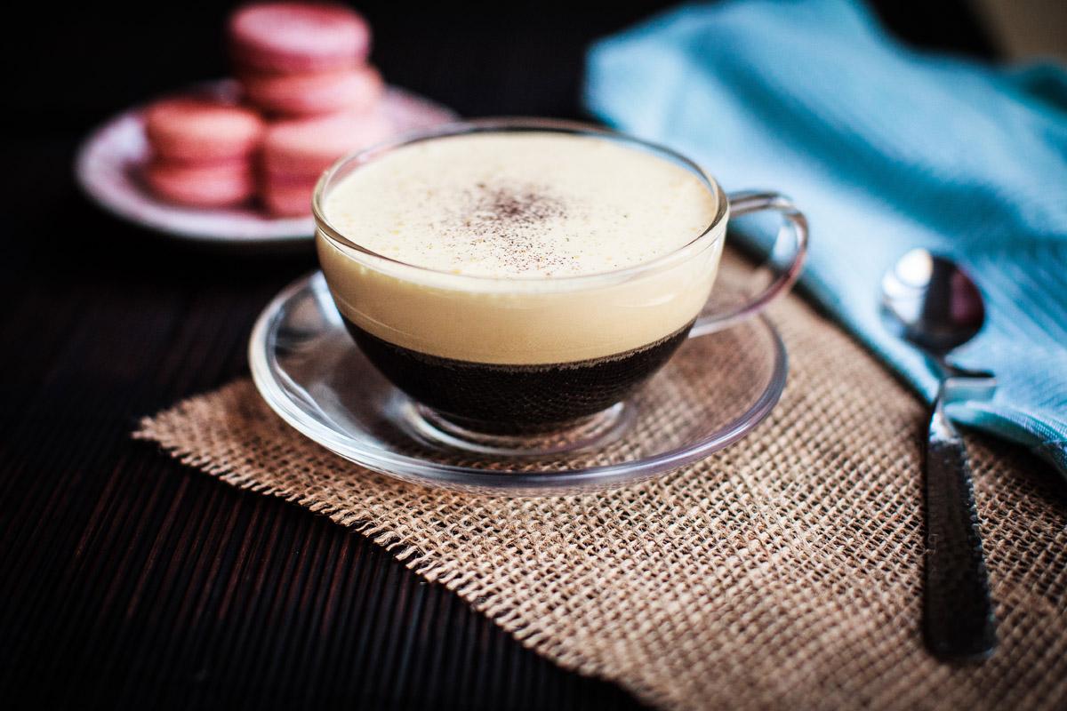 Egg Coffee Amber Lounge Vietnam GP